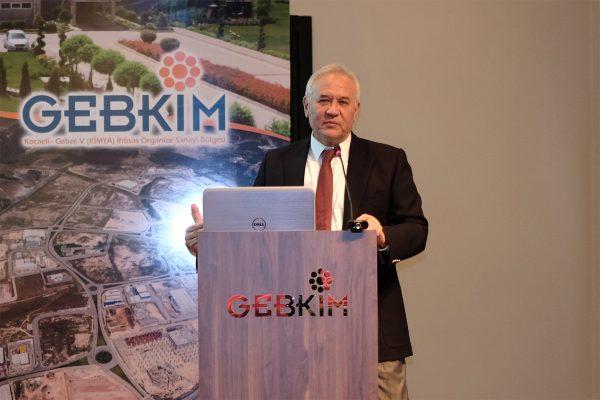 Dijital Dönüşüm Merkezi Toplantisi - 1_0001_GEBKİM Kimya İhtisas Organize Sanayi Bölgesi Yönetim Kurulu Başkanı Vefa İbr