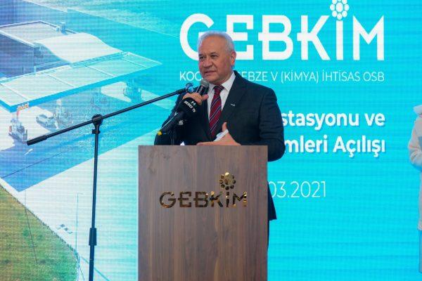 GEBKİM OSB Baskani Vefa İbrahim Araci - 2