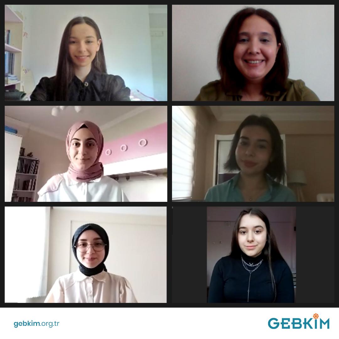 GEBKİM MTAL Öğrencileri  Girişimcilikte de Zirveye Aday