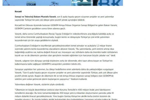 FireShot Capture 721 - Bakan Varank_ Vizyoner projeler ve yatırımlarla Türkiye, pek çok ülke_ - www.aa.com.tr