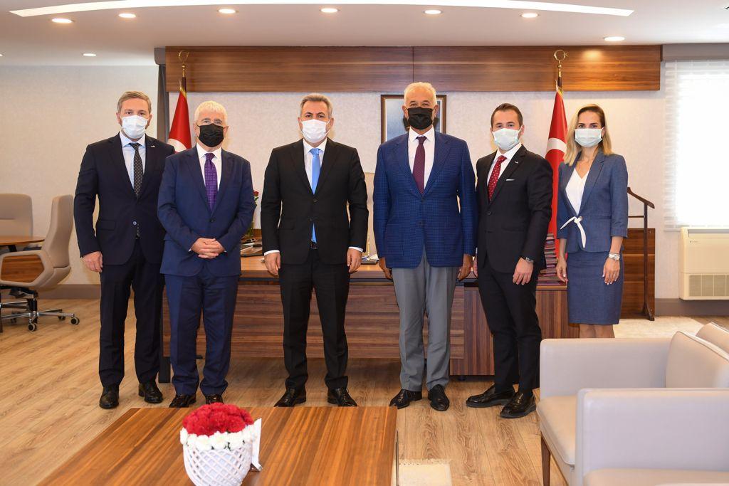 Gebkim Adana'da OSB Yatırımına Hazır